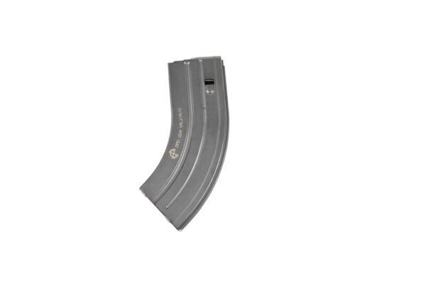 .224 Valkyrie Standard 28 Round Aluminum Magazine Black
