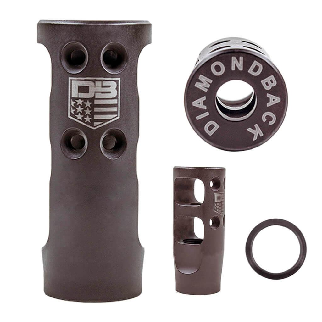DB10/DB15300 Blackout/6.5 Creedmoor Muzzle Brake