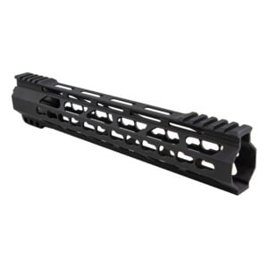"DB15 12"" Carbon Series KeyMod™ Handguard with Barrel Nut"
