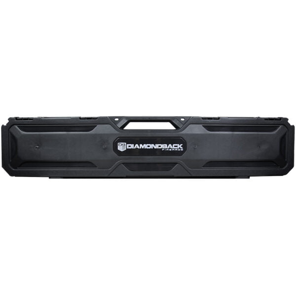 RIFLE CASE - LIMITED EDITION w/ LASER ENGRAVED DIAMONDBACK LOGO|RIFLE CASE - LIMITED EDITION w/ LASER ENGRAVED DIAMONDBACK LOGO