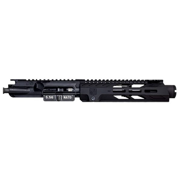 "DB15 5.56 7"" UPPER ASSEMBLY W/ 9"" M-LOK ANTI ROTATION S RAIL"