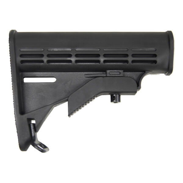 DB15 Standard Mil-Spec 6-Position Buttstock