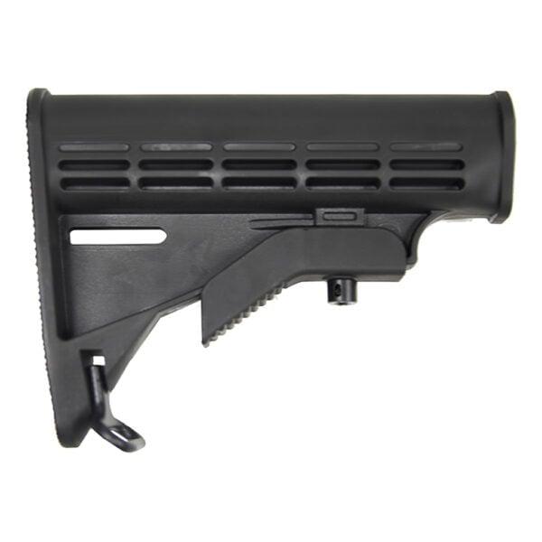 DB15 Standard Mil-Spec 6-Position Buttstock