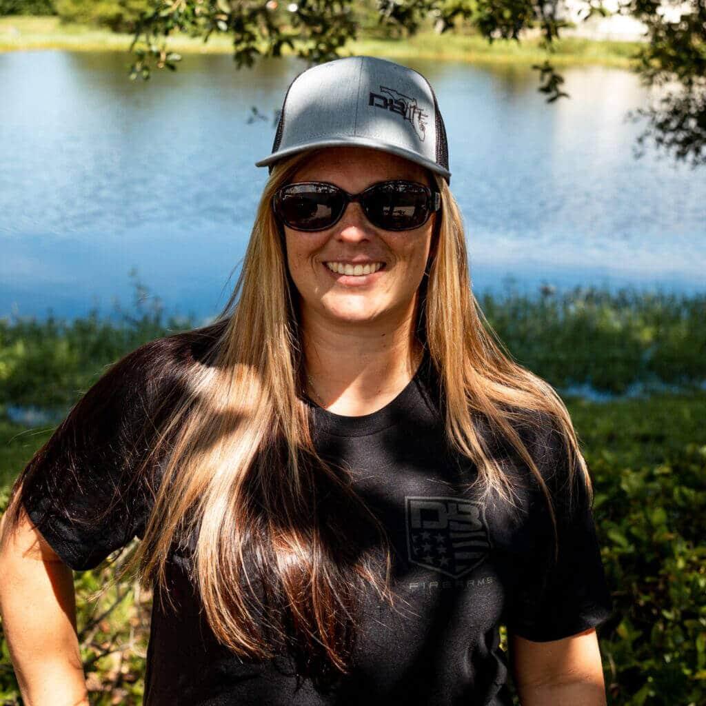 NEW! Diamondback Firearms Retro Style Trucker Hat