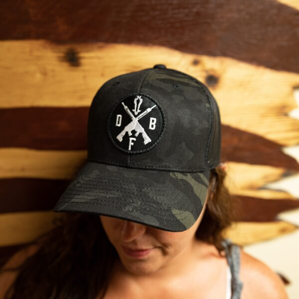 NEW! Diamondback Firearms Retro Style Trucker Hat