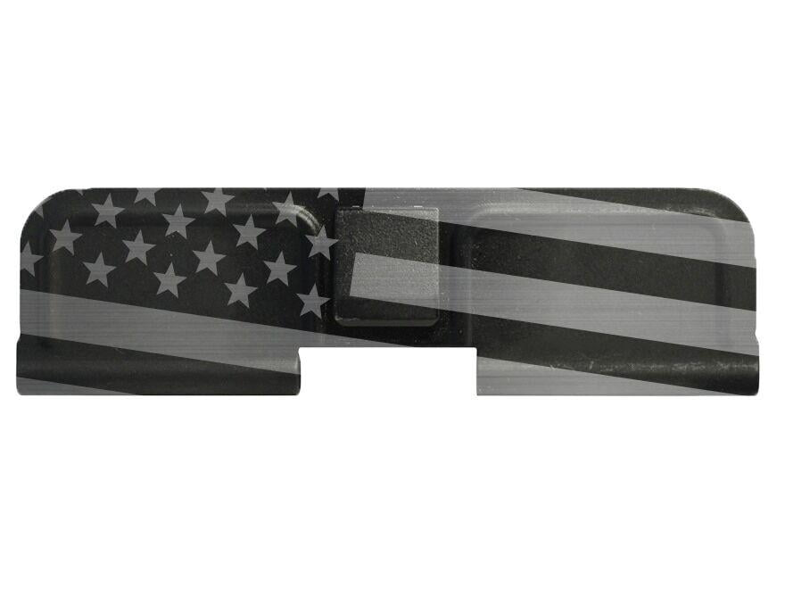 DB10 Limited Edition Lasered SLANTED FLAG Ejection Port Cover Assembly