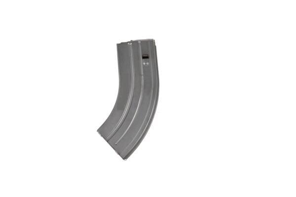 7.62 X 39 Standard 28 Round Aluminum Magazine Black